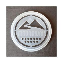 MAUNAWAI® Deckel für Kalkfilter-Pads