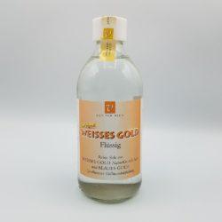 Glasflasche mit 330ml flüssiger Sole