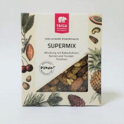 Packung mit 80g Supermix
