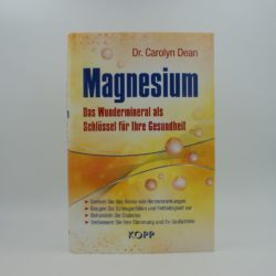 Buch Magnesium - Wundermineral