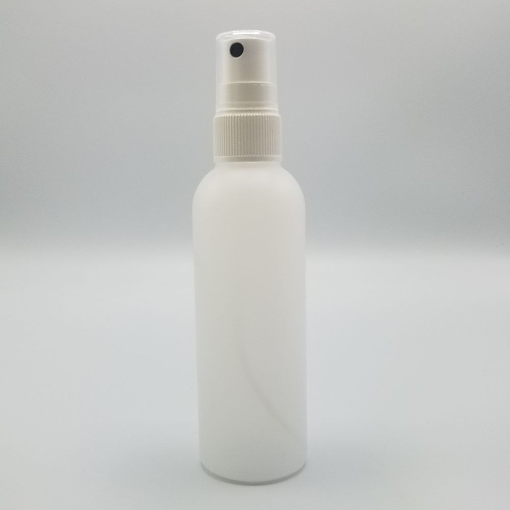 Leere Sprühflasche aus HDPE mit 100ml Fassungsvermögen