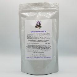 Beutel mit 500g Glucosamin HCL Pulver