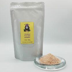 Beutel mit 500g Himalaya Salz extrafein