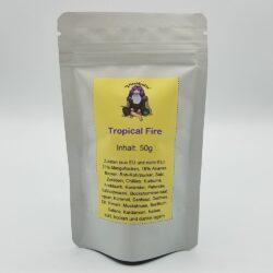 Beutel mit 50g Tropical Fire Gewürz