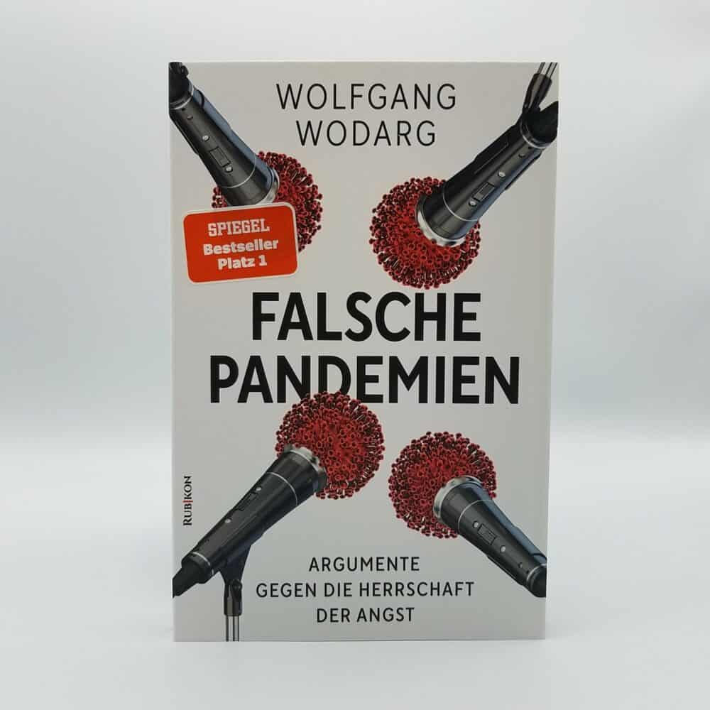 Buch Falsche Pandemien